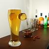 Boobie Beer Glass