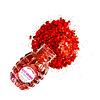 Cupid Red Glitz Grenade