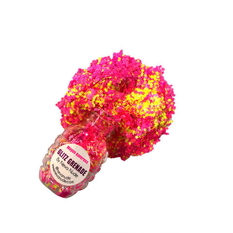 Mayan Raver Glitz Grenade