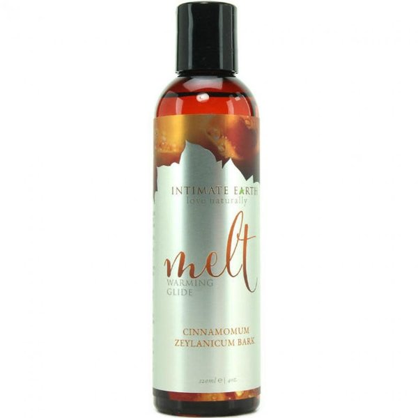 Intimate Earth Melt Warming Glide 4oz