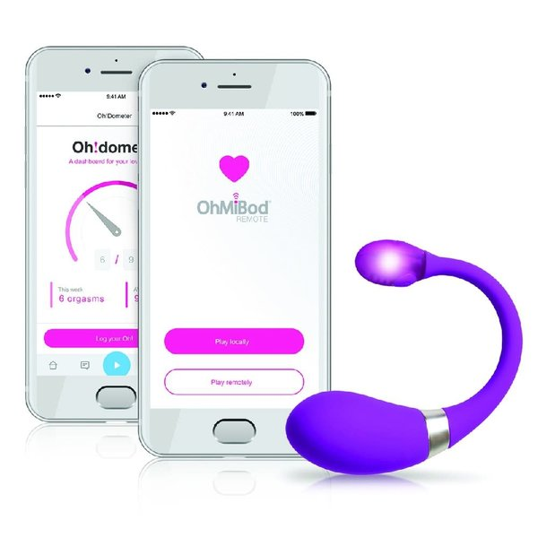 OhMiBod Esca 2 Interactive Wearable G-Spot Vibe