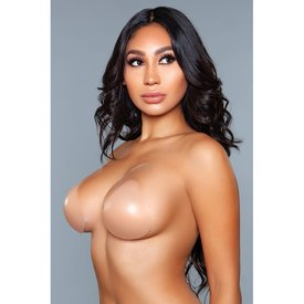 Be Wicked Lift-Up Silicone Bra Adhesives - Nude