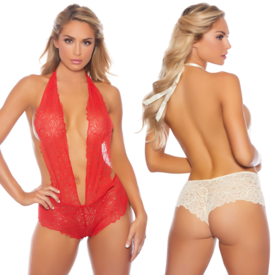 Popsi Bedroom Eyes Bodysuit