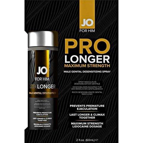 JO Prolonger Desensitizing Spray 2oz