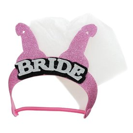Little Genie Bride-To-Be Naughty Tiara