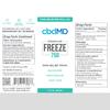 CBD Freeze Pain Relief Roller 750mg 3oz