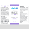 CBD Freeze Pain Relief Roller 300mg 3oz