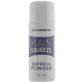 Doc Johnson Main Squeeze Refresh Powder