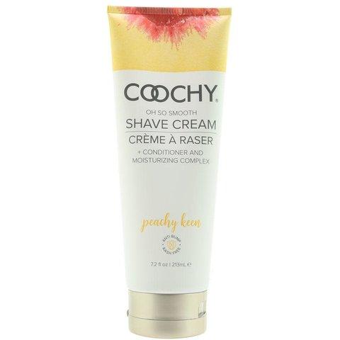 Coochy Shave Cream - Peachy Keen - 7.2 oz