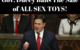 Arizona Governor Doug Ducey BANS THE SALE OF ALL SEX TOYS!