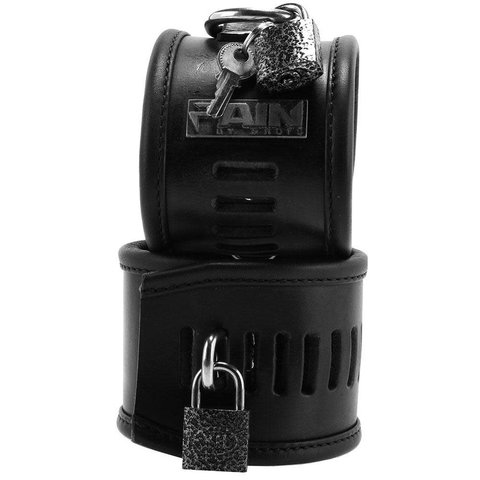 Ankle Cuffs With Padlock