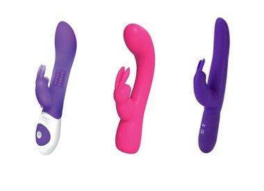 Rabbit-Style Vibrators