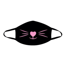 Neva Nude Kitty Face Mask