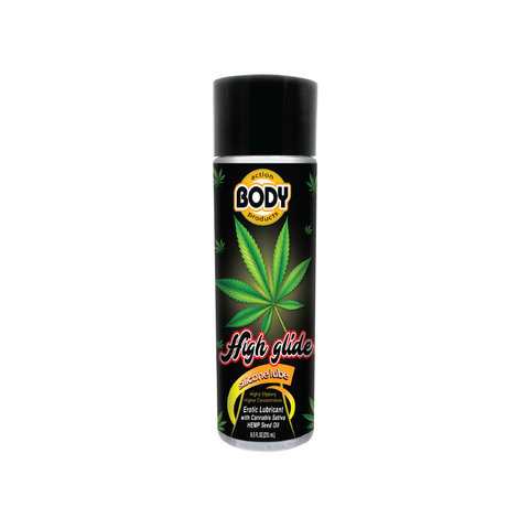 High Glide Erotic Lubricant 8.5 oz.