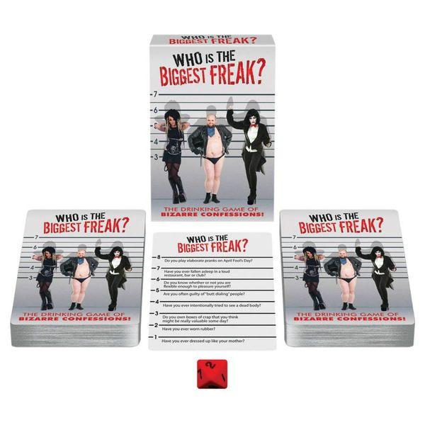 Kheper Games Who Is The Biggest Freak Game