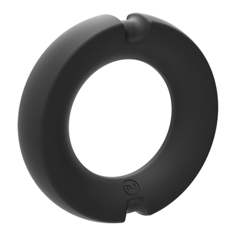 Silicone Covered Metal Cock Ring 35mm
