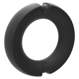Doc Johnson Silicone Covered Metal Cock Ring 45mm