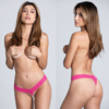 Pearl Lace Panty Pink - One Size Fits Most