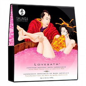 Shunga Love Bath Gel Pearls