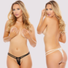 Double Strap Micro Thong