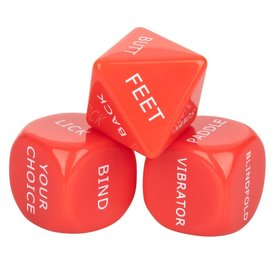 CalExotic Let's Get Kinky Dice