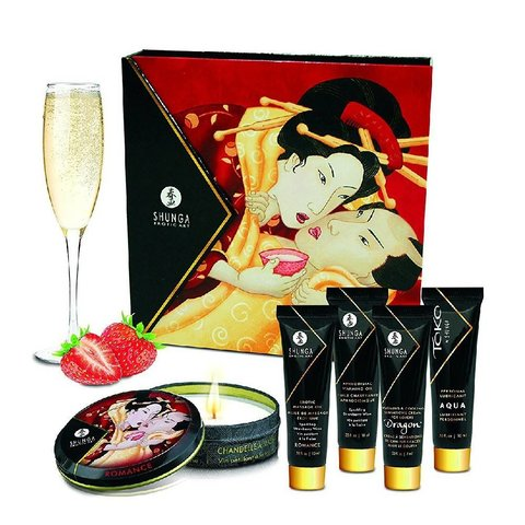 Geisha Secret Collection Strawberry Wine