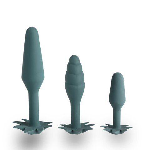 Doobies Maia Silicone Anal Trainer Kit