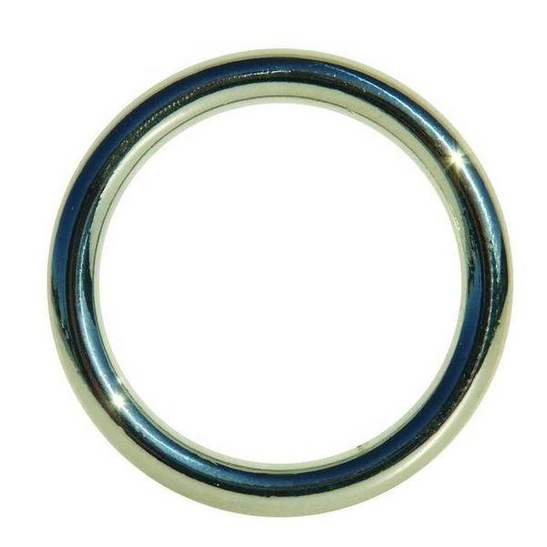Sportsheets Edge Seamless Metal Cock Ring
