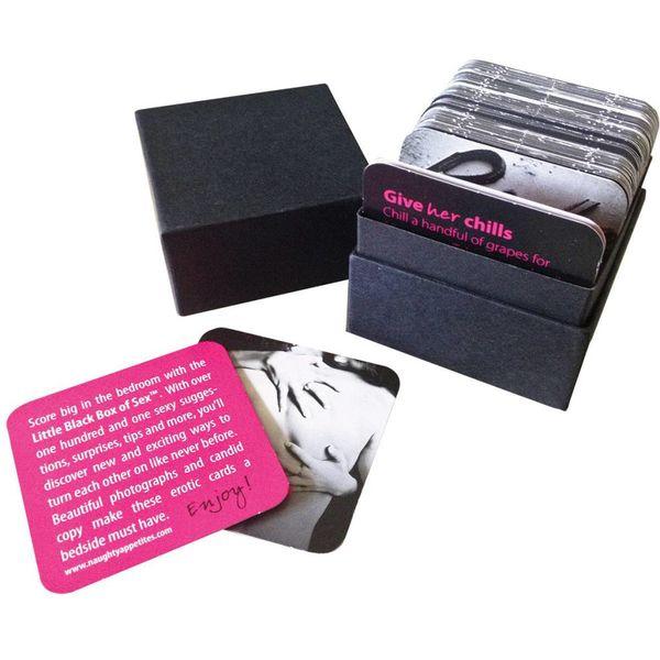 Little Black Box Of Sex Game