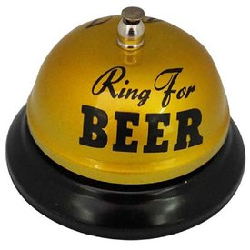 Ozze Creations Ring For A Beer Table Bell