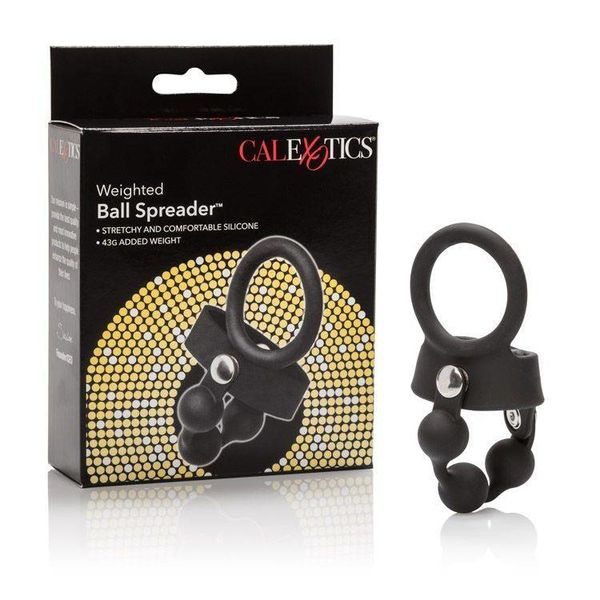 CalExotic Weighted Silicone Ball Spreader
