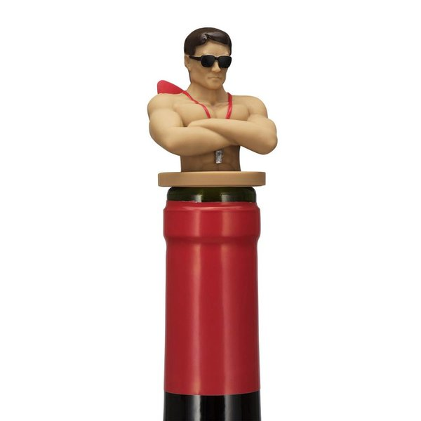 NPW Life Guard Wine Bottle Stopper