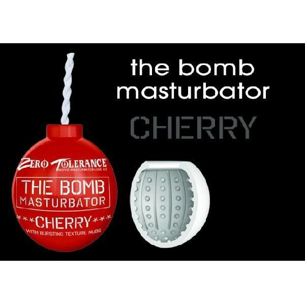 Zero Tolerance Cherry Bomb Masturbation Sleeve