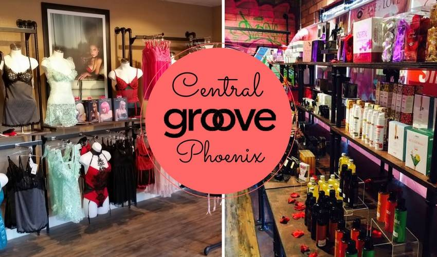 Groove In Central Phoenix