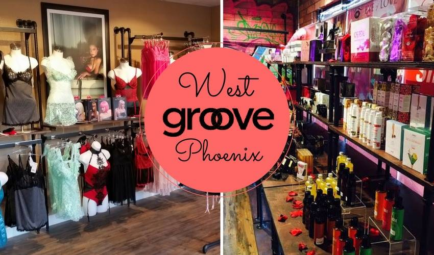 Groove Lingerie and Adult Gift In The West Phoenix