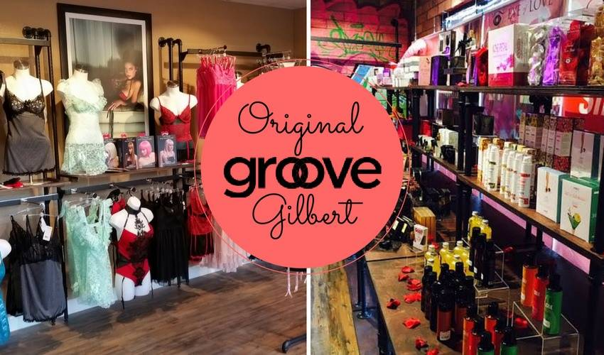 Groove Lingerie and Adult Gifts in Gilbert