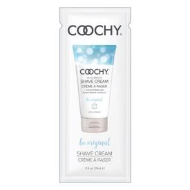 Coochy Shave Cream - Be Original -  15 ml Foil