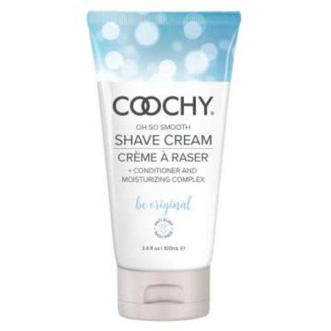 Coochy Shave Cream - Be Original - 3.4 oz