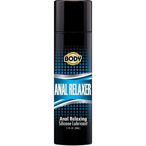 Anal Relaxer  Silicone Lubricant - 1.7 Oz.