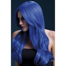 Fever/Smiffys Khloe Wig - Blue