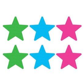 XGen Neon Star Pasties - 3 Pair