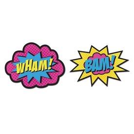 XGen Wham! Bam! Superhero Pasties