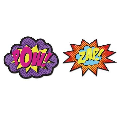 Pow! Zap! Superhero Pasties