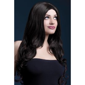 Fever/Smiffys Rhianne Wig - Brown