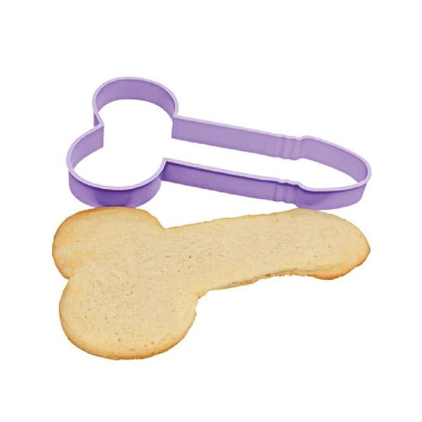 Pipedream Bachelorette Party Favors Pecker Cookie Cutters - Three Sizes