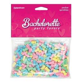 Pipedream Bachelorette Party Favors Pecker Sprinkles
