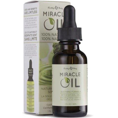 Hemp Miracle Oil - 1oz