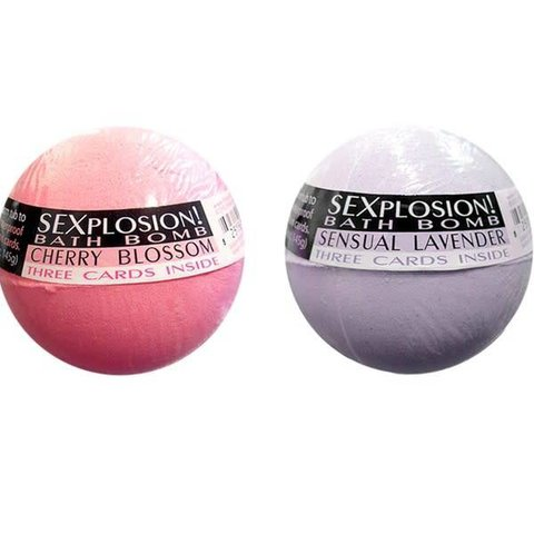 SEXplosion Bath Bomb Assorted