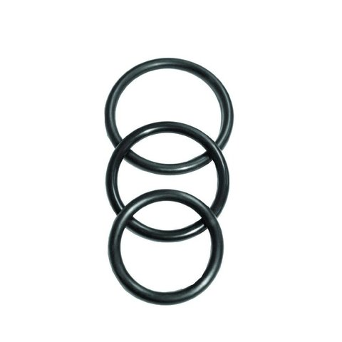 Rubber O-Rings - Pack of 4
