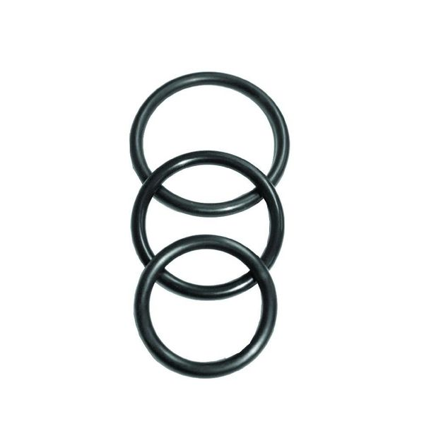 Sportsheets Rubber O-Rings - Pack of 4